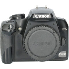 Tweedehands Canon EOS 1000d Body CM2963