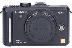 Tweedehands Panasonic DMC-GF1 Zwart Sn.:CM5512
