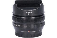 Tweedehands Fujifilm XF 18mm f/2.0 R Sn.:CM4198