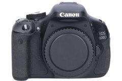Tweedehands Canon Eos 600D Body Sn.:CM6467