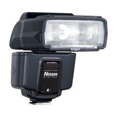 Nissin i600 Reportageflitser voor Nikon