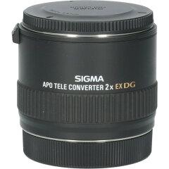 Tweedehands Sigma Converter 2.0x EX DG HSM APO Canon-AF CM9918