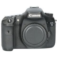 Tweedehands Canon EOS 7D Body CM1630