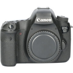 Tweedehands Canon EOS 6D Body CM3643