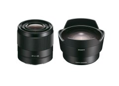 Sony Fish Eye Converter + 28mm f/2.0 - Full Frame