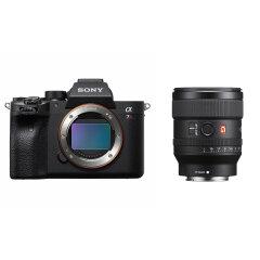Sony A7R IV + Sony FE 24mm f1.4 GM