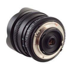 Samyang 8mm T3.8 UMC Fisheye VDSLR CSII Nikon