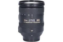 Tweedehands Nikon AF-S 18-200mm f/3.5-5.6G DX IF ED VR II CM8609
