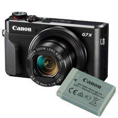 Canon PowerShot G7X Mark II Battery Kit