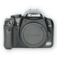 Tweedehands Canon EOS 450D - Body CM2502