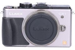 Tweedehands Panasonic DMC-GX1 - Zilver Sn.:CM1438