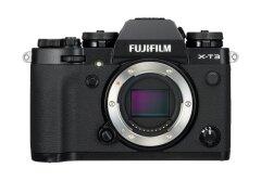 Fujifilm X-T3 WW Body Zwart