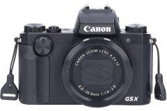 Tweedehands Canon PowerShot G5 X Sn.:CM6336