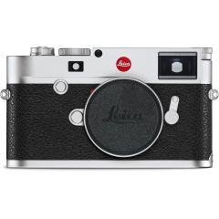 Leica M10-R Body Zilver