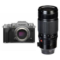 Fujifilm X-T4 Zilver + XF 50-140mm f/2.8 R LM OIS WR