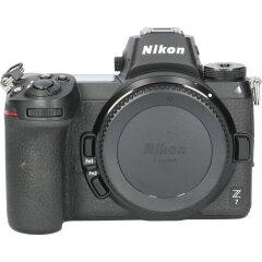 Tweedehands Nikon Z7 Body CM2669
