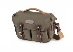 Billingham Hadley Small Pro - Sage/Chocolate FibreNyte