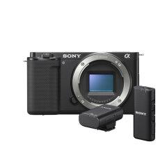 Sony ZV-E10 + ECM-W2BT