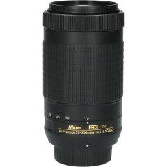 Tweedehands Nikon AF-P 70-300mm f/4.5-6.3G VR ED DX CM9928
