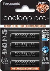 Eneloop Pro AA Batterijen (4 stuks)