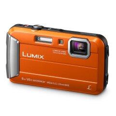 Panasonic Lumix DMC-FT30 Oranje