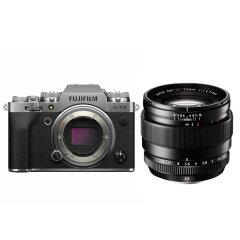 Fujifilm X-T4 Zilver +  XF 23mm f/1.4 R