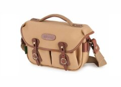 Billingham Hadley Small Pro - Khaki/Tan Canvas