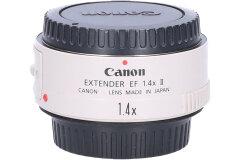 Tweedehands Canon EF 1.4x II Extender Sn.:CM7549