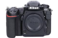 Tweedehands Nikon D500 Body Sn.:CM4178