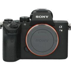Tweedehands Sony A7 III Body CM9963