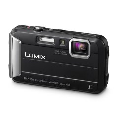 Panasonic Lumix DMC-FT30 Zwart