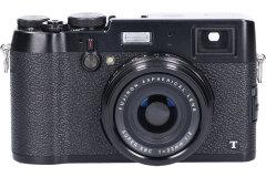 Tweedehands Fujifilm FinePix X100T - Zwart Sn.:CM2916