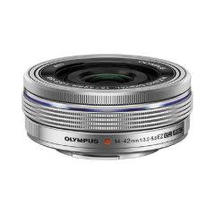 Olympus M.Zuiko Digital 14-42mm f/3.5-5.6 EZ Zilver (Bulk)