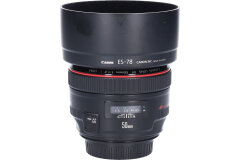 Tweedehands Canon EF 50mm f/1.2L USM CM8921