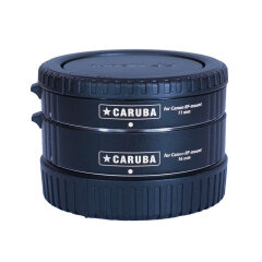 Caruba Extension Tube set Chroom II RF-SERIE for Canon RF