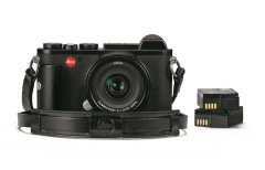 Leica CL Zwart + 23mm Street kit