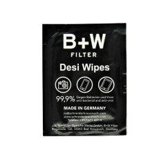 B+W Desi Wipes desinfectie doekjes voor camere, smartphone en tablet
