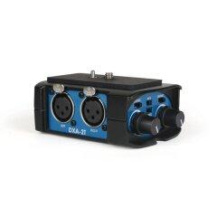 Beachtek DXA-2T Passive Camcorder adapter