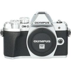 Tweedehands Olympus OM-D E-M10 Mark III Body Zilver CM1526