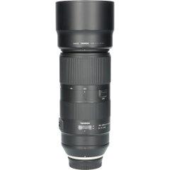 Tweedehands Tamron 100-400mm f/4.5-6.3 Di VC USD Nikon CM5003
