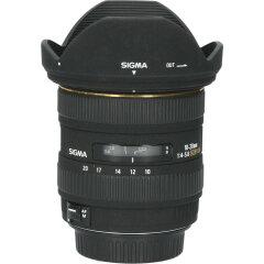 Tweedehands Sigma 10-20mm f/4.0-5.6 EX DC HSM Canon CM9395