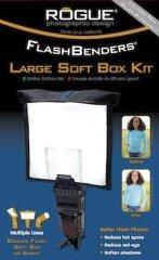 Rogue Large Softbox kit (Flashbender+Diffusion Panel)