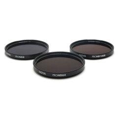 Hoya PRO ND Filter Kit 8/64/1000 55mm