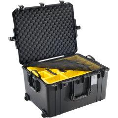 Peli 1637 Air Camerakoffer Zwart met Dividers