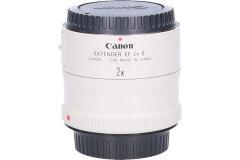Tweedehands Canon EF 2.0x II Extender Sn.:CM4484