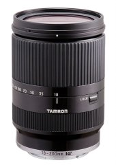 Tamron 18-200mm f/3.5-6.3 Di III VC Zwart Sony E