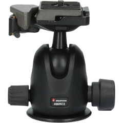 Tweedehands Manfrotto 496RC2 Compact ball head CM0078