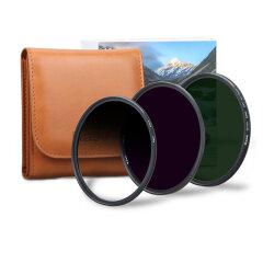 Kase Magnetische Filterset Professional 77mm