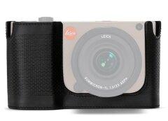 Leica Lederen Protector voor TL - Zwart