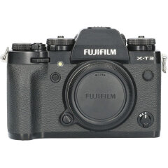 Tweedehands Fujifilm X-T3 Body Zwart  CM5538